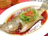 清蒸季節魚