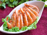 鹽焗紅袍蝦